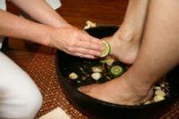 thais voetenbad